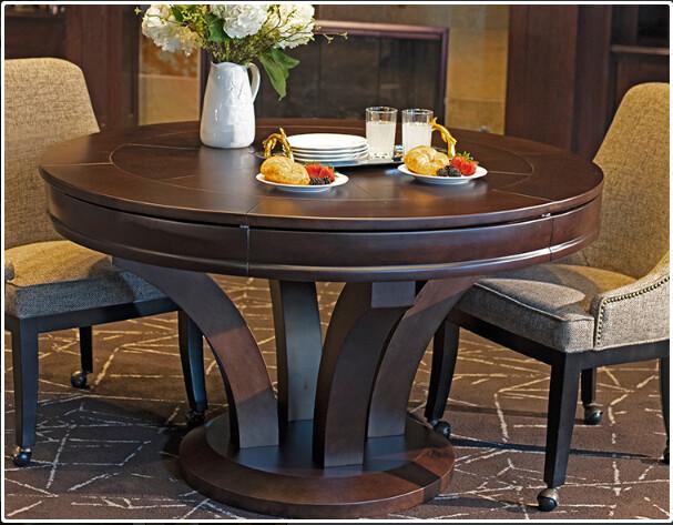 The Hamilton 2-1 Dining/Card Table