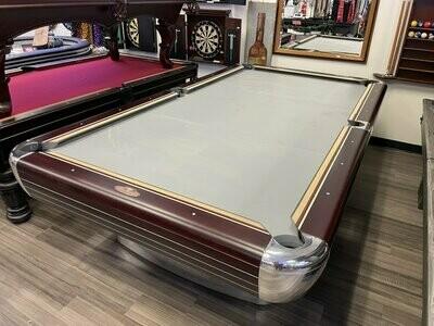 BRUNSWICK 1940'S  ANNIVERSARY 9' Rare Billiards Table.