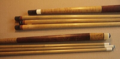 Players Billiard Cue Stick w Shafts'