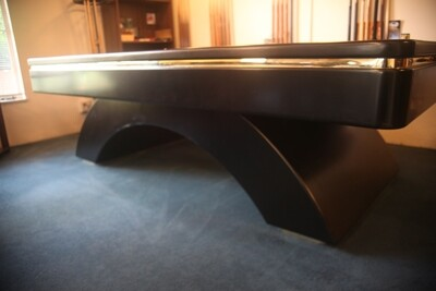 8' Golden West  Vision Pool Table