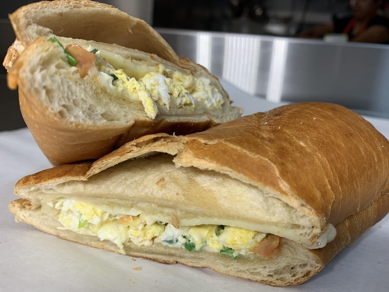 Perico Sandwich