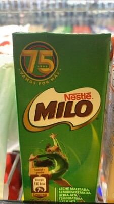 Milo - caja