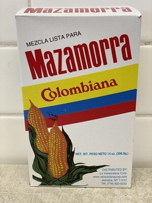 Mazamorra
