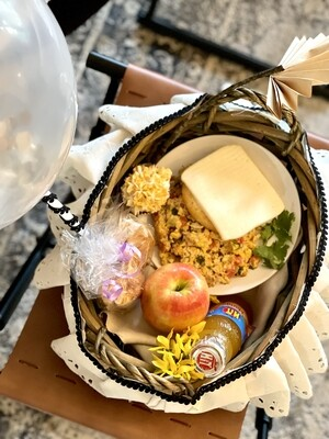 Desayuno Sorpresa • Surprise Breakfast