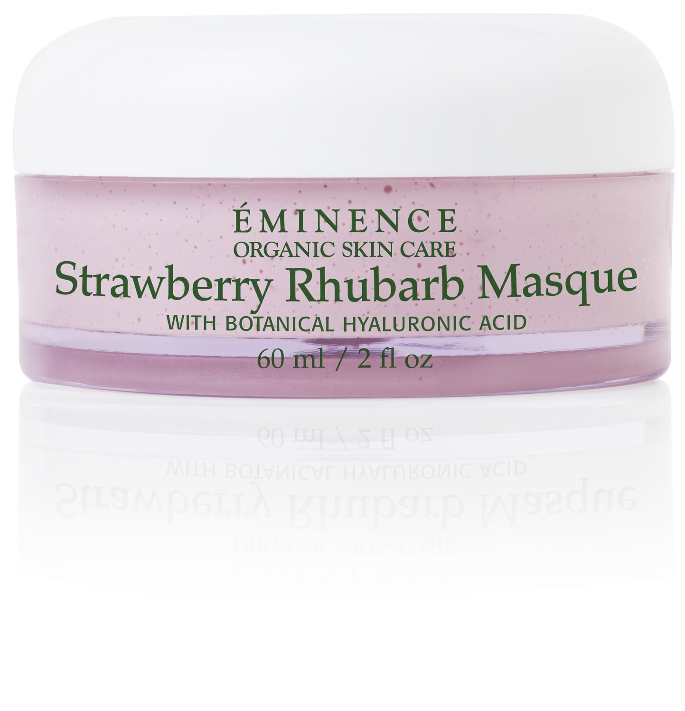Strawberry Rhubarb Masque