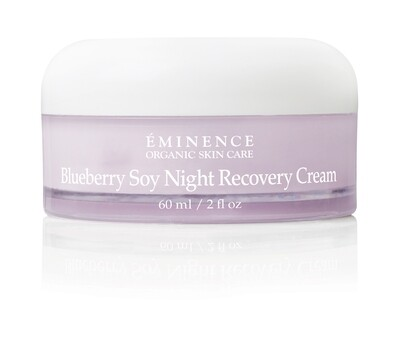 Blueberry Soy Night Recovery Cream