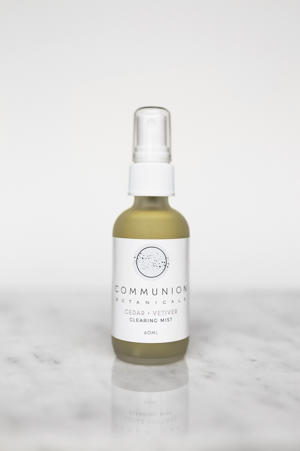 Cedar & Vetiver Clearing Mist