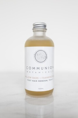 Post - Hair Removal Tonic