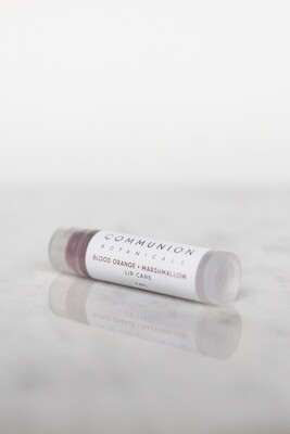 Blood Orange + Marshmallow Tinted Lip Care