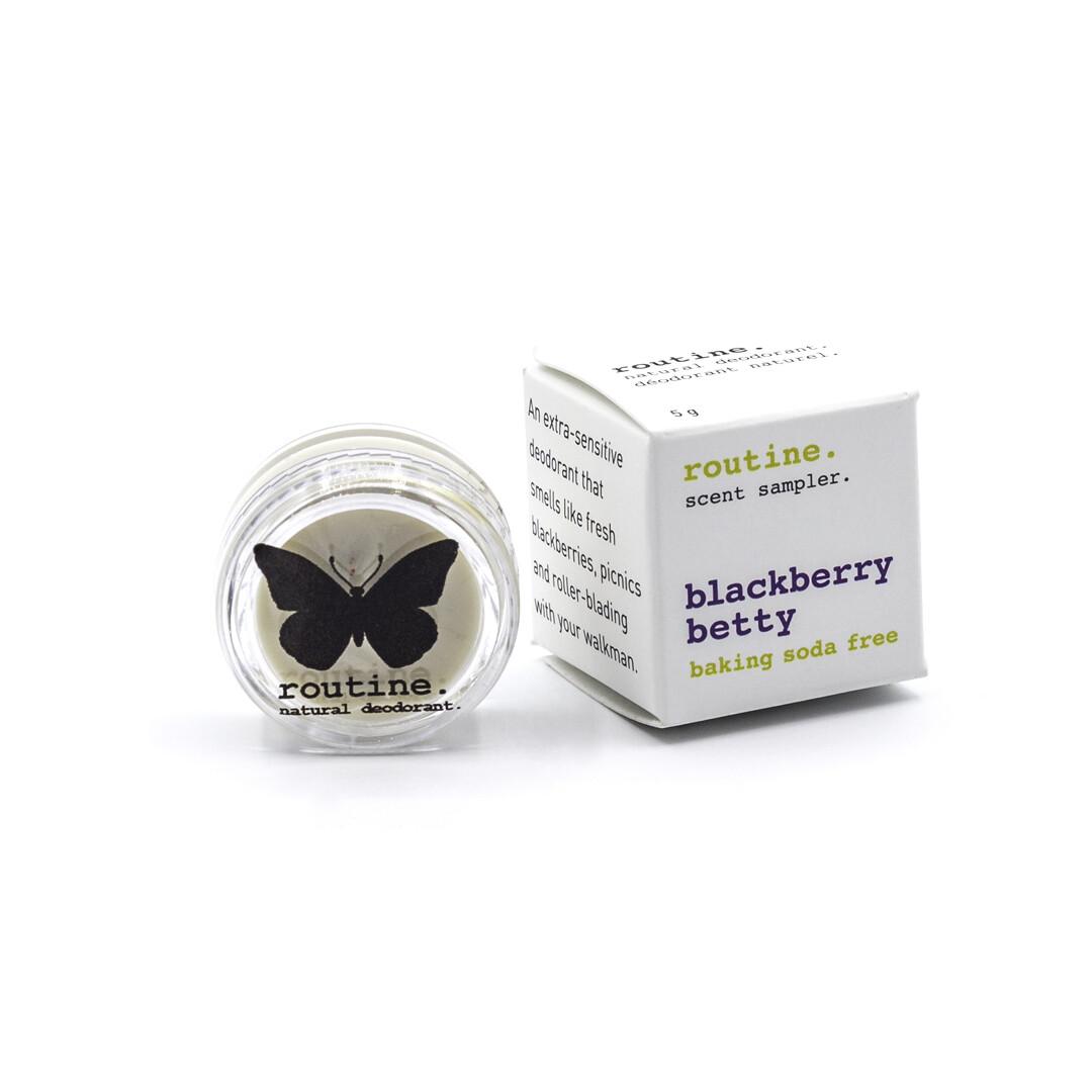 Baking Soda Free - Blackberry Betty - 5g Mini