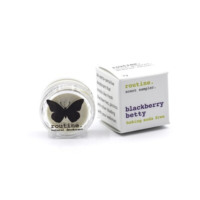 Baking Soda Free - Blackberry Betty - 5g Mini