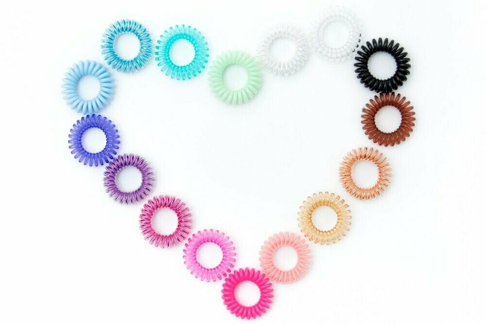 GummiBand Hair Rings