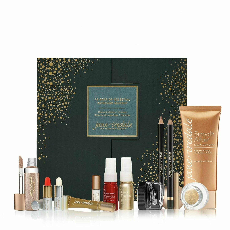 12 Days of Celestial Skincare Makeup Collection - Seasonal