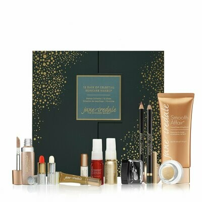 12 Days of Celestial Skincare Makeup Collection - Seasonal