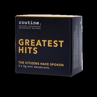 Greatest Hits Minis Kit (4 x 5G)