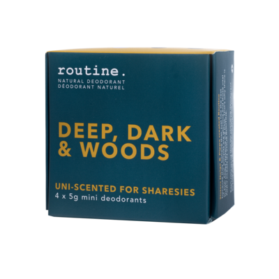 Deep, Dark & Woods Minis Kit (4 x 5G)