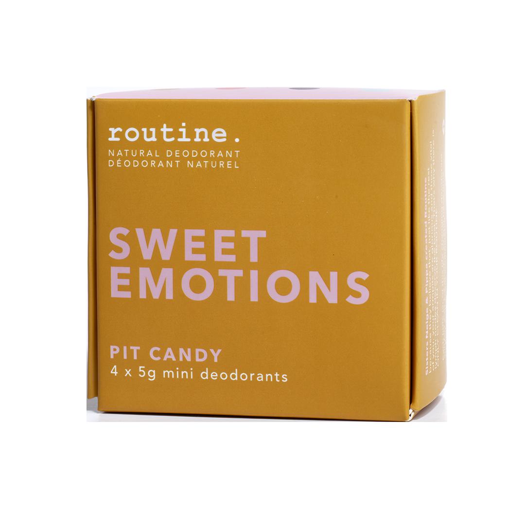 Sweet Emotions Minis Kit (4 x 5G)