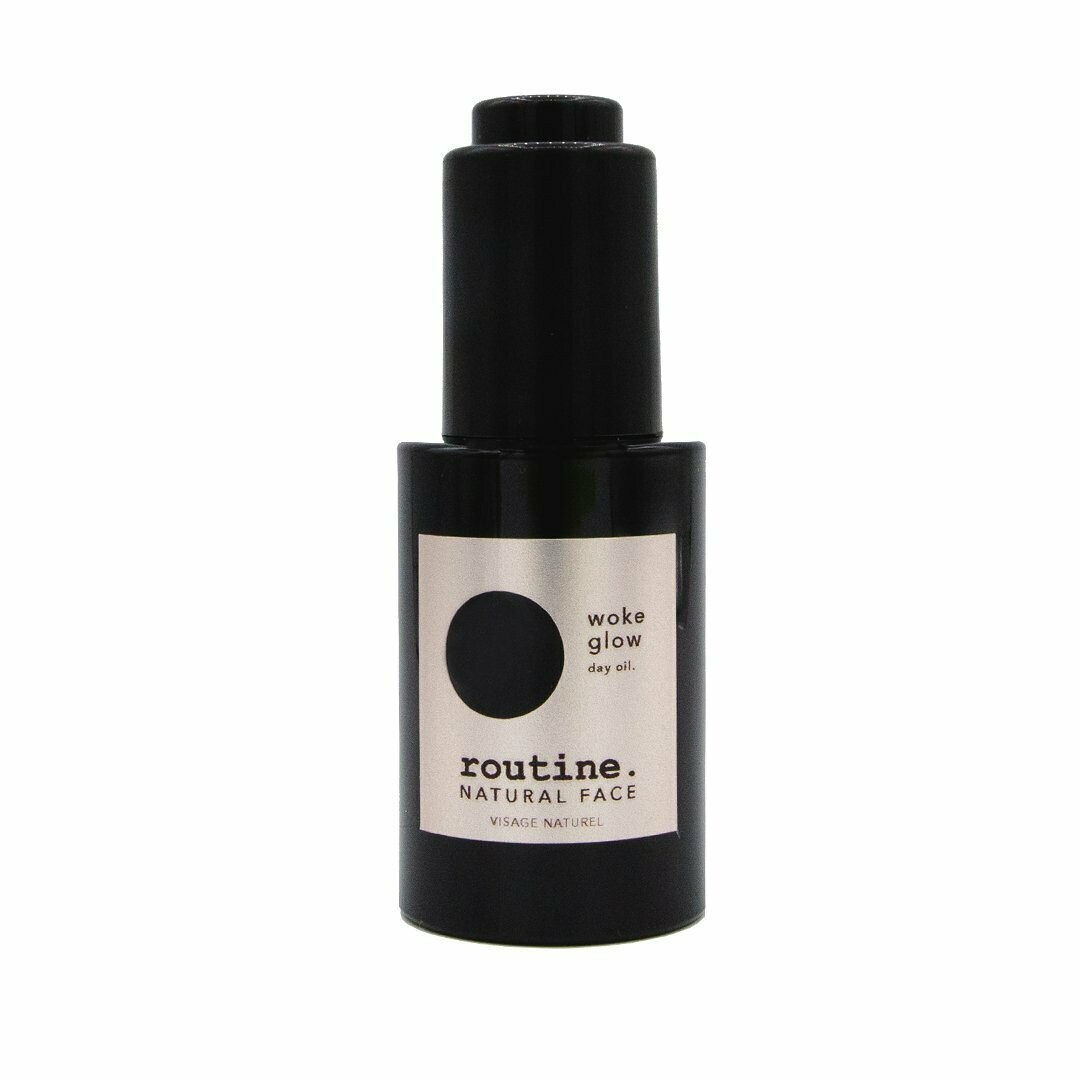 Woke Glow - Day Face Oil - 30ml