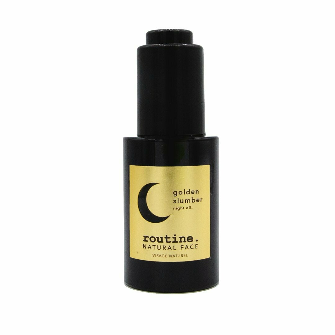Golden Slumber - Night Face Oil - 30ml