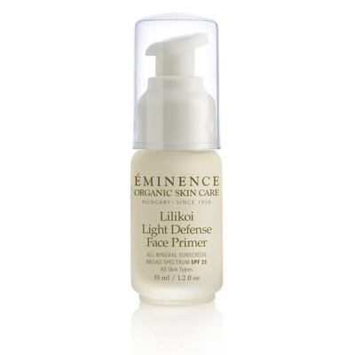 Lilikoi Light Defense Face Primer SPF 23 - Discontinued