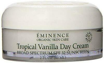 Tropical Vanilla Day Cream SPF 32 - Reformulated