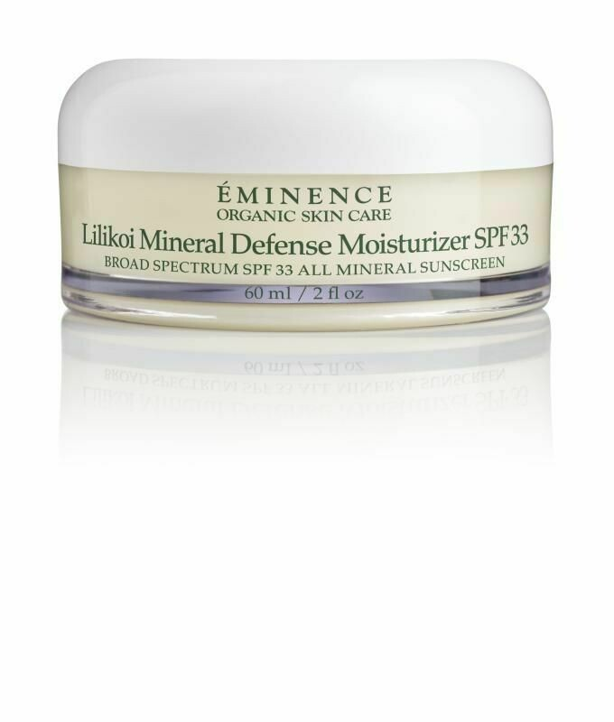 Lilikoi Mineral Defense Moisturizer - SP 33 - Reformulated