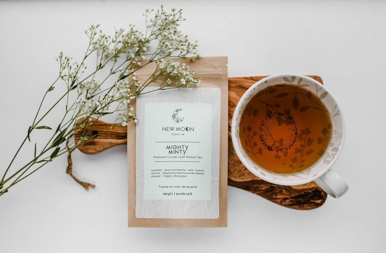 Mighty Mint Tea