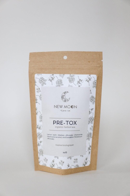 Pre-Tox Herbal Tea