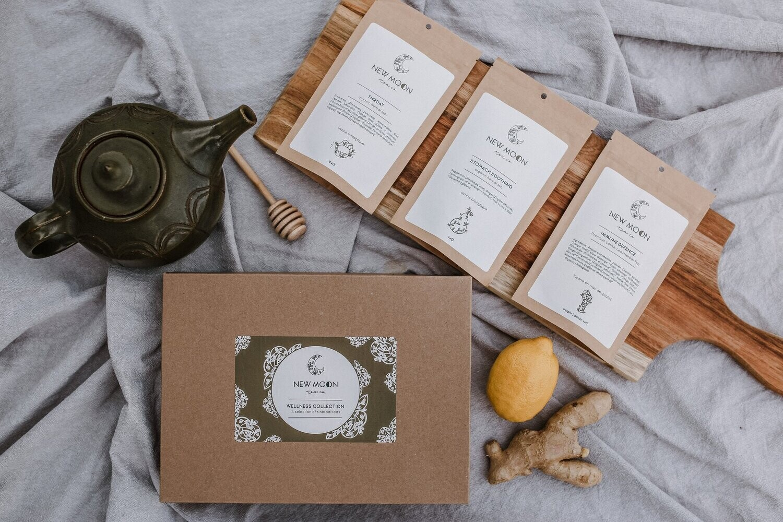 Wellness Collection - 3 Teas