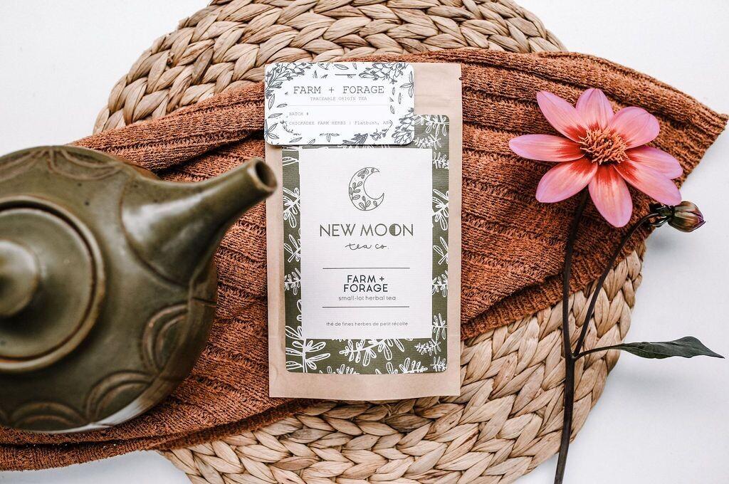 Farm & Forage - Batch 006 - Herbal Tea