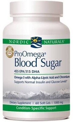 ProOmega Blood Sugar 60 capsules