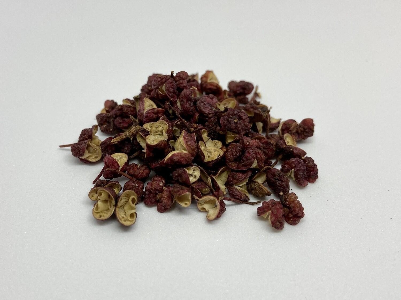 Sichuan Peppercorns Hua Jiao 2oz by Botanical Biohacking