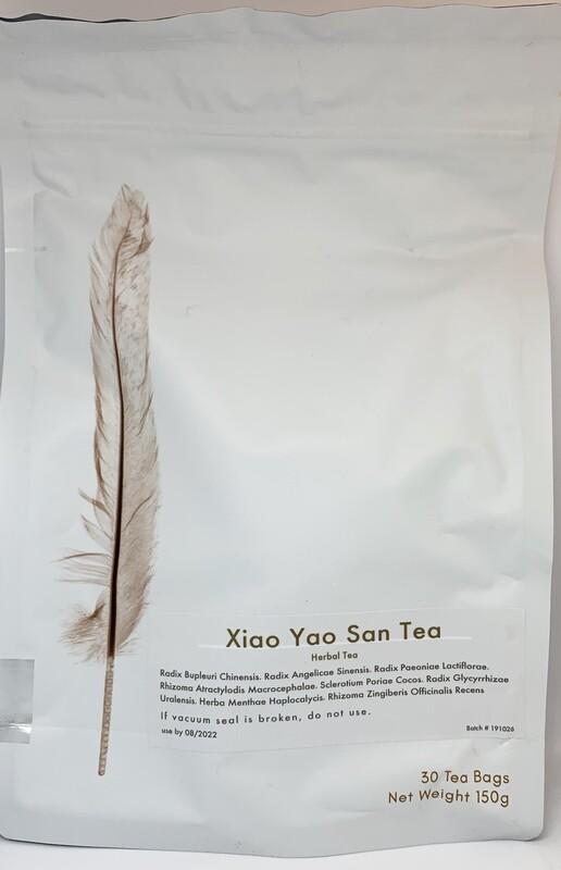 Xiao Yao San tea 30 teabags by Botanical Biohacking