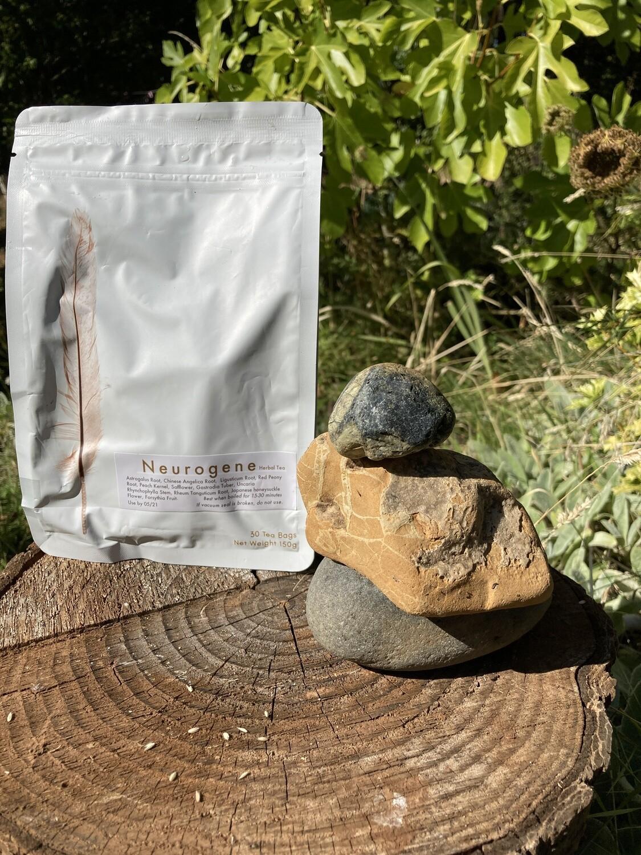 Neurogene tea Bu Yang Huan Wu Tang Jia Jian 30 teabags by Botanical Biohacking