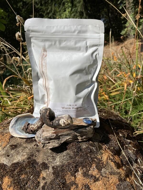Warm Hearth Er Chen Er Zhu tea 30 teabags by Botanical Biohacking