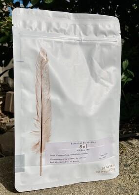 Sol -  Ling Gui Zhu Gan tea by Botanical Biohacking