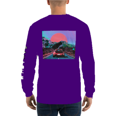 CTR Long Sleeve Shirt (Purple)