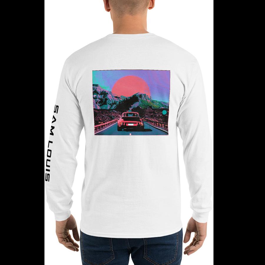 CTR Long Sleeve Shirt (White)