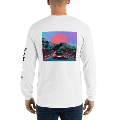 CTR Long Sleeve Shirt (White)