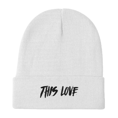 This Love Hat (White)