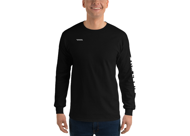 CTR Long Sleeve Shirt (Black)