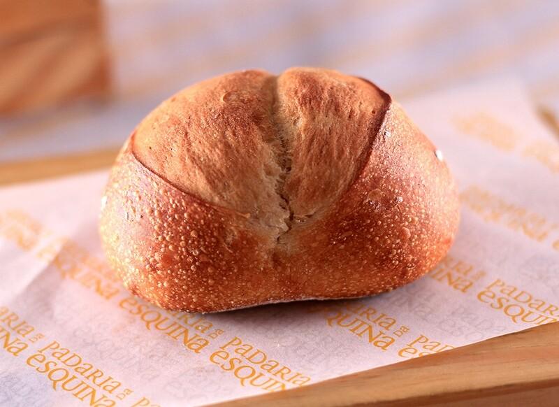 Pão Caco (1 unid.)