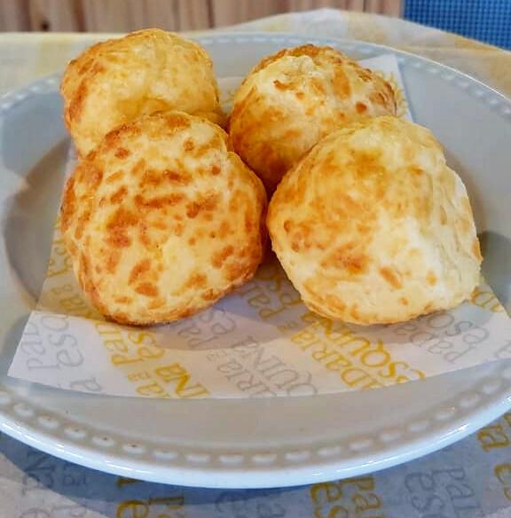 Pão de Queijo Mini (4 unid.)
