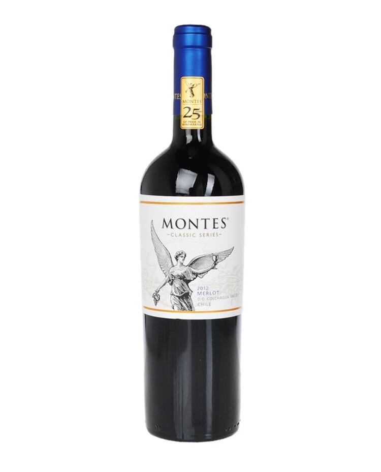 Montes Merlot Tinto