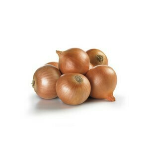 Certified Organic Brown Onion (500g)