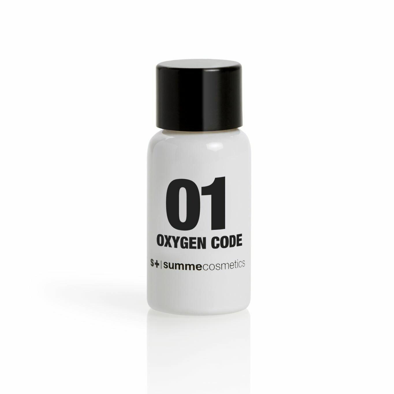 01 Сыворотка Кислород | 01 Oxygen code