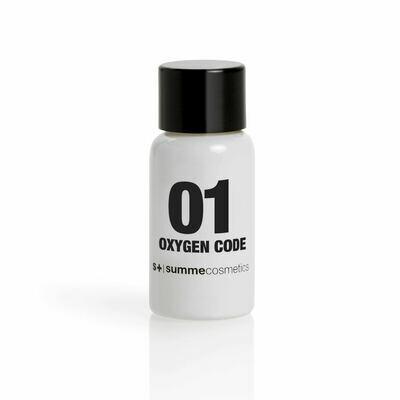 01 Сыворотка Кислород   01 Oxygen code