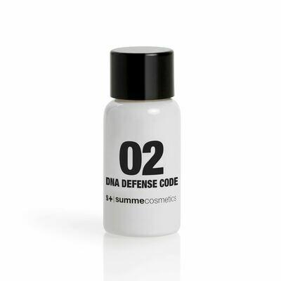 02 Сыворотка Защита ДНК   02 DNA defense code