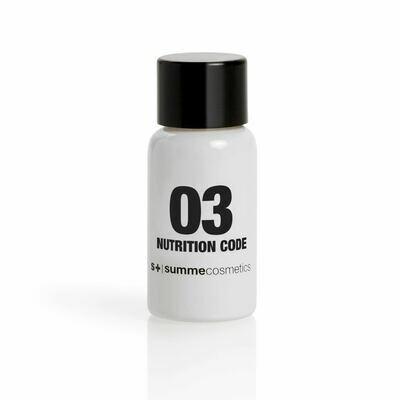 03 Сыворотка Питание   03 Nutrition code