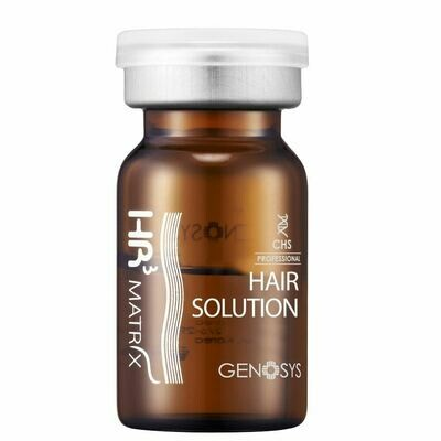 HR3 MATRIX Hair Solution CHS | Сыворотка против выпадения волос СHS (5 шт)